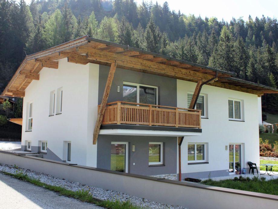 Außenaufnahme Apartments Luxner