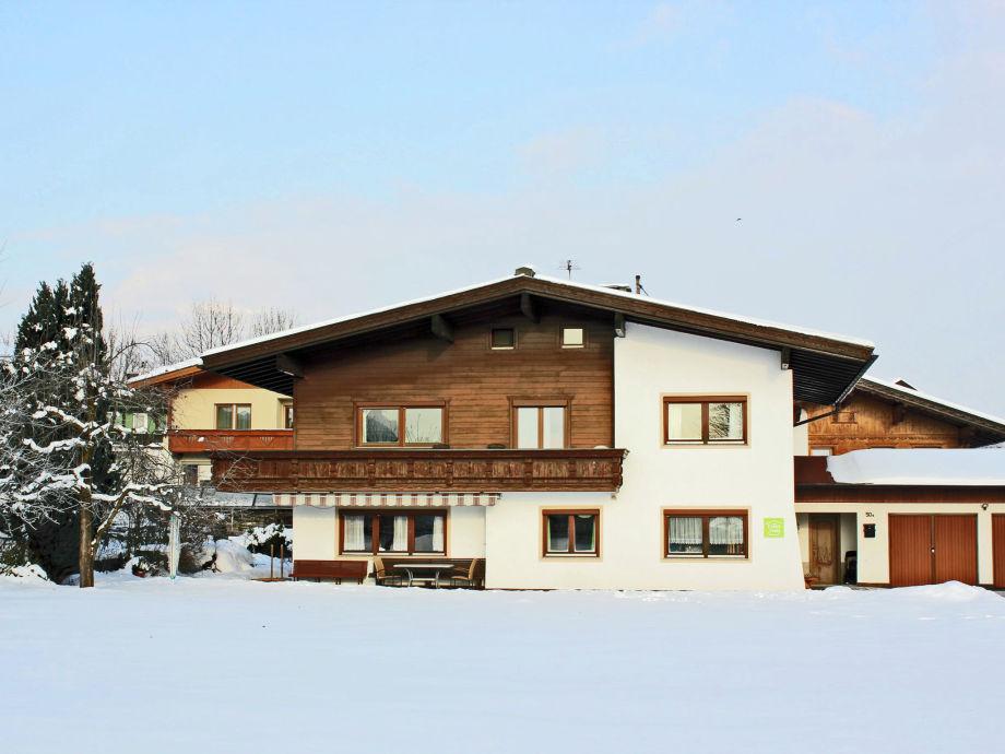 Außenaufnahme Villa Jessi