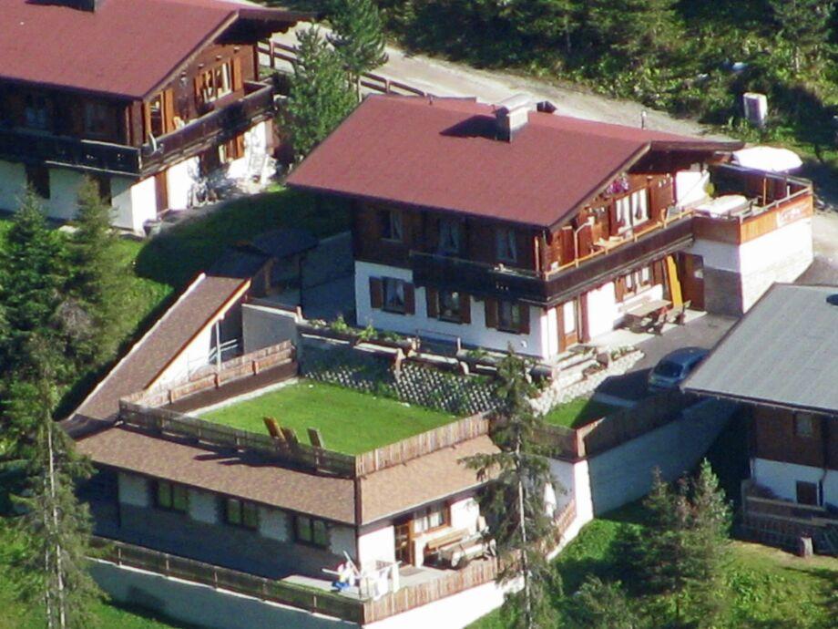 Außenaufnahme Thaler Hütte