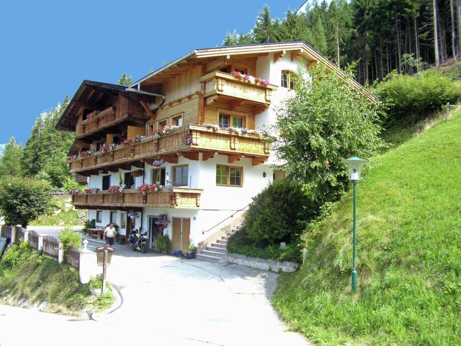 Außenaufnahme Alpin