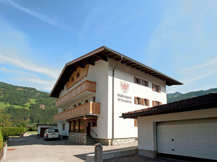 Außenaufnahme Tiroler Gästehaus