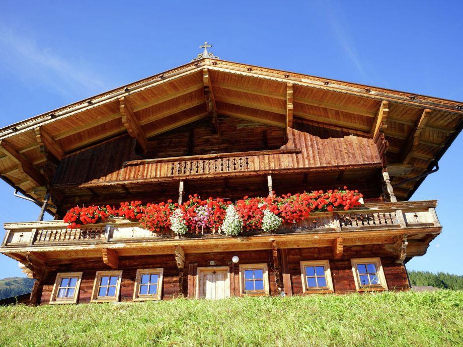 Außenaufnahme Moserhütte