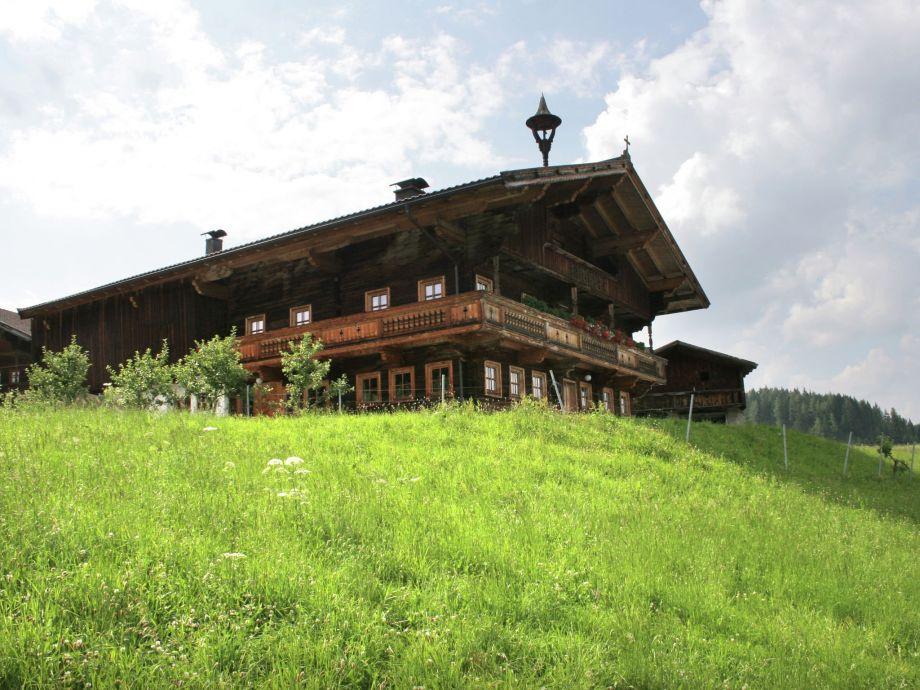 Außenaufnahme Moserhütte 'Kl'