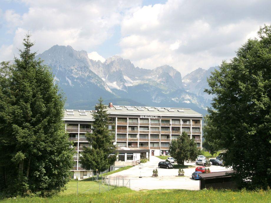 Außenaufnahme Berghof