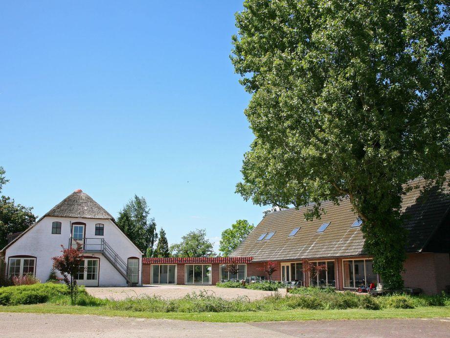 Außenaufnahme Vakantieboerderij Reezicht