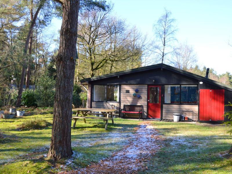 Ferienhaus Huisje Bos en Veld