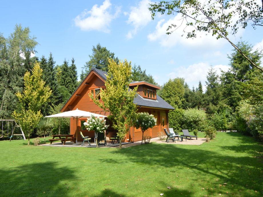 Außenaufnahme Villa Wisselse Veen