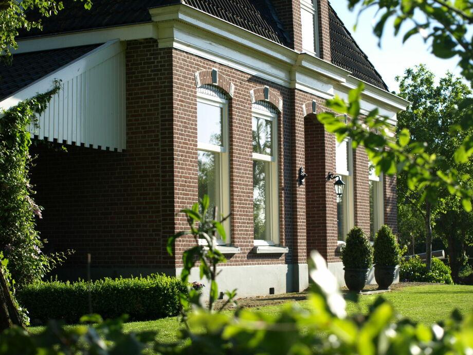 Außenaufnahme Familiehuis Westeinde