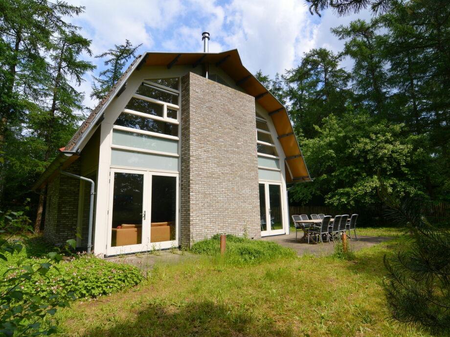 Außenaufnahme Landhuis Bos en Heide
