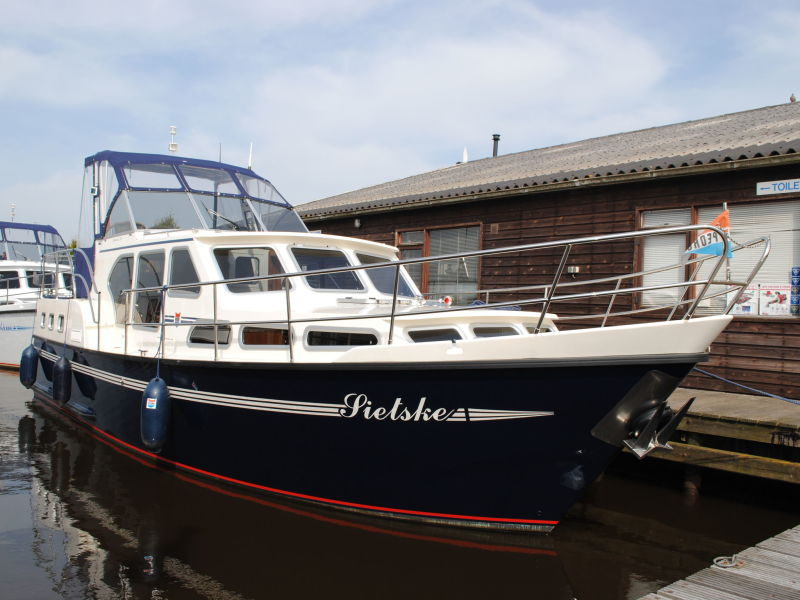 Hausboot Skiron '35 Kim