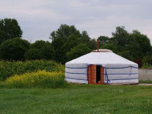 Ferienhaus Mongoolse Yurt