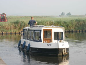 Hausboot Zwin