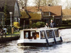 Hausboot Fenke