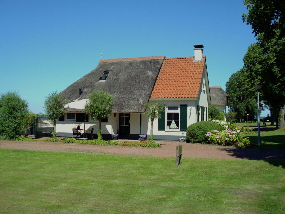 Außenaufnahme Villa ten Hoeve