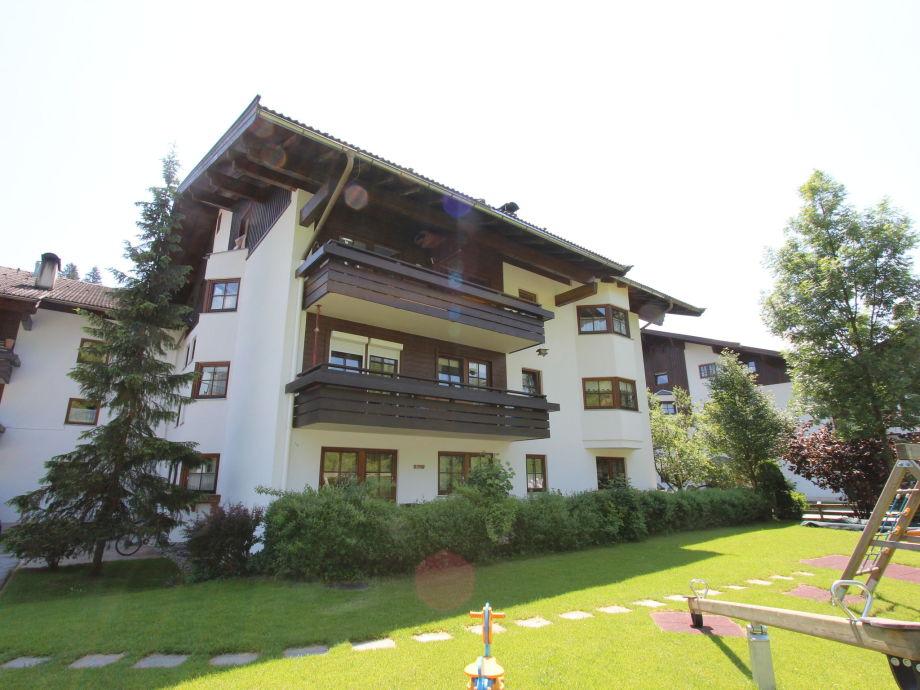 Außenaufnahme Haus Tirol