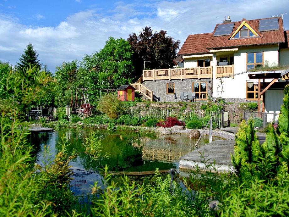 Ferienwohnung Haus 'Sinn'-lichkeit