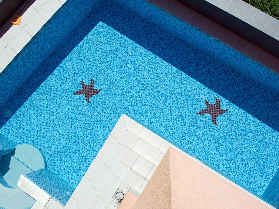 Der Pool 11mx3m