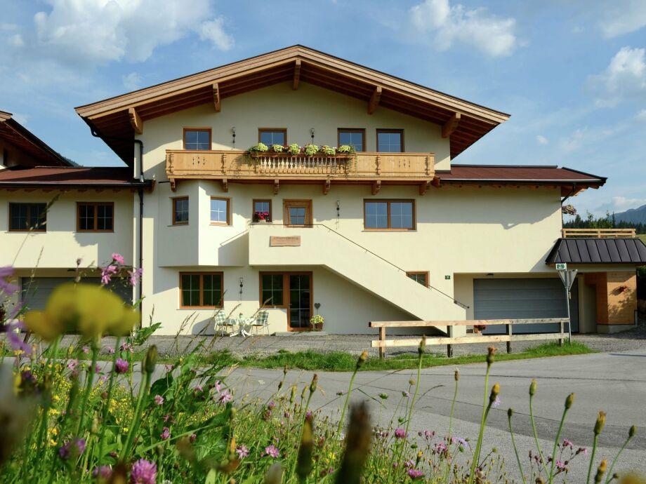 Außenaufnahme Landhaus Lindner 1