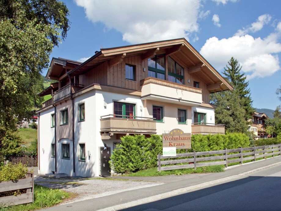 Außenaufnahme Penthouse Brixen