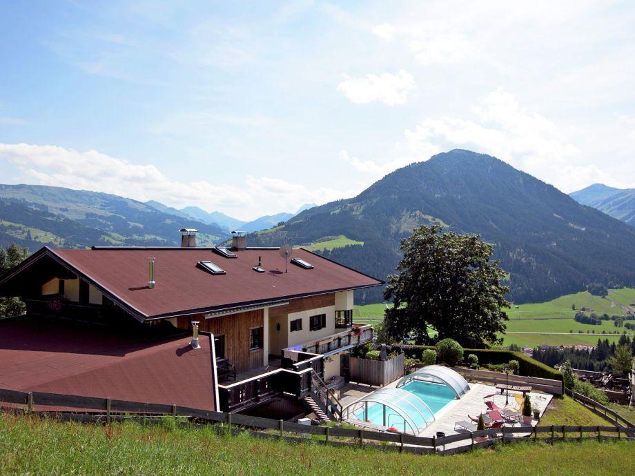 Außenaufnahme Villa Sonnberg