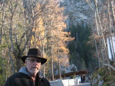 Ihr Gastgeber Hans Schäfer