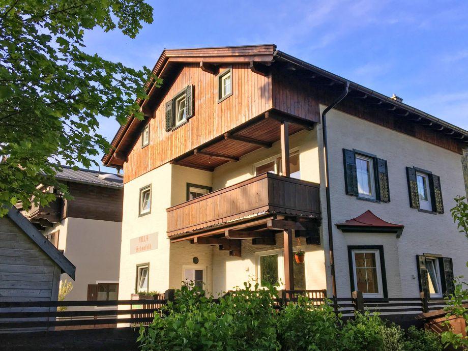 Außenaufnahme Villa Schönfeld