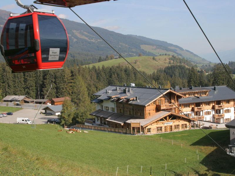 Ferienwohnung Panorama Chalet 8