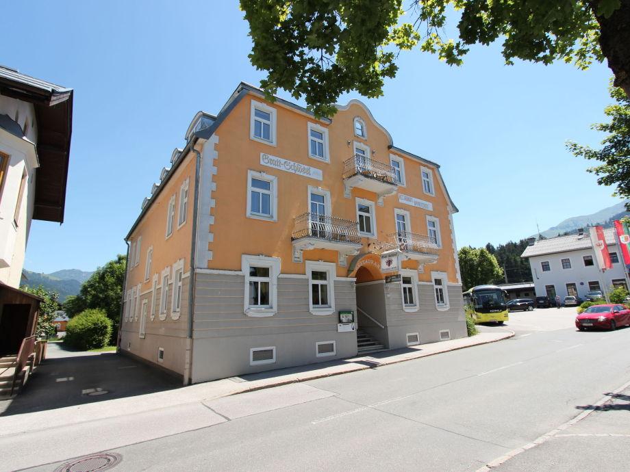 Außenaufnahme Apartment Grattschlössl 5