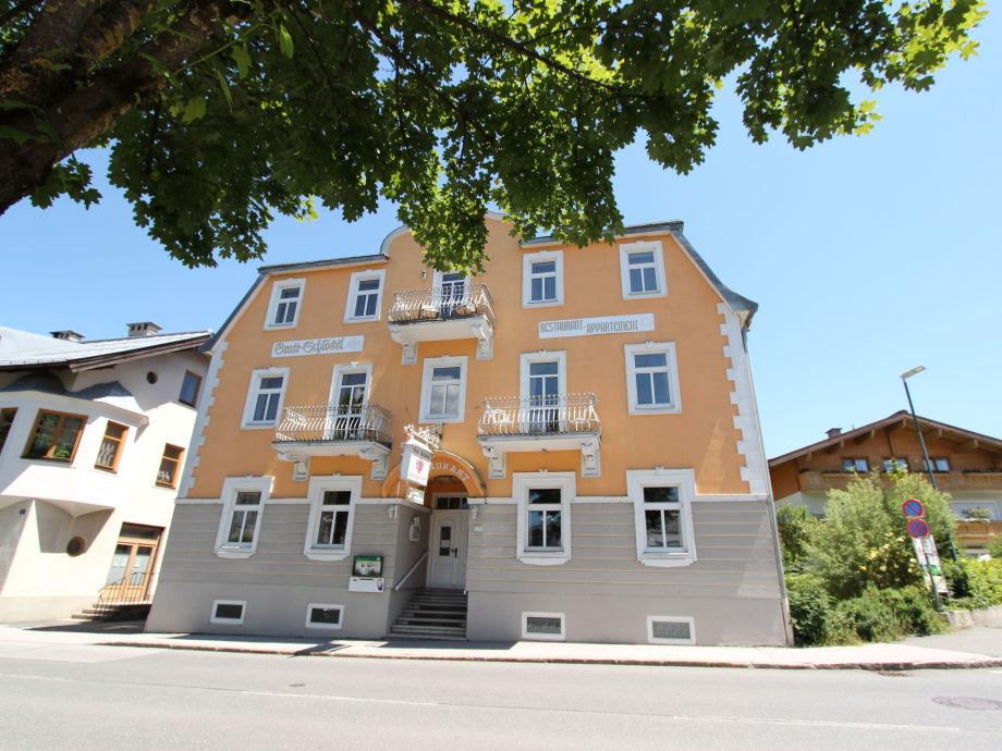 Außenaufnahme Apartment Grattschlössl 6