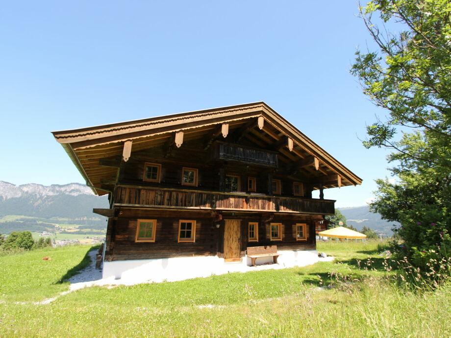 Außenaufnahme Berghof Webern
