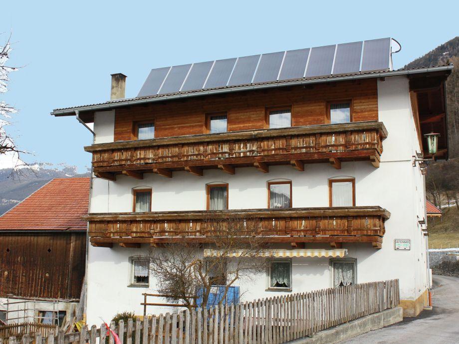 Außenaufnahme Haus Erhart