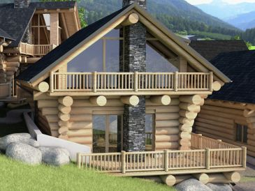 Chalet Frommes