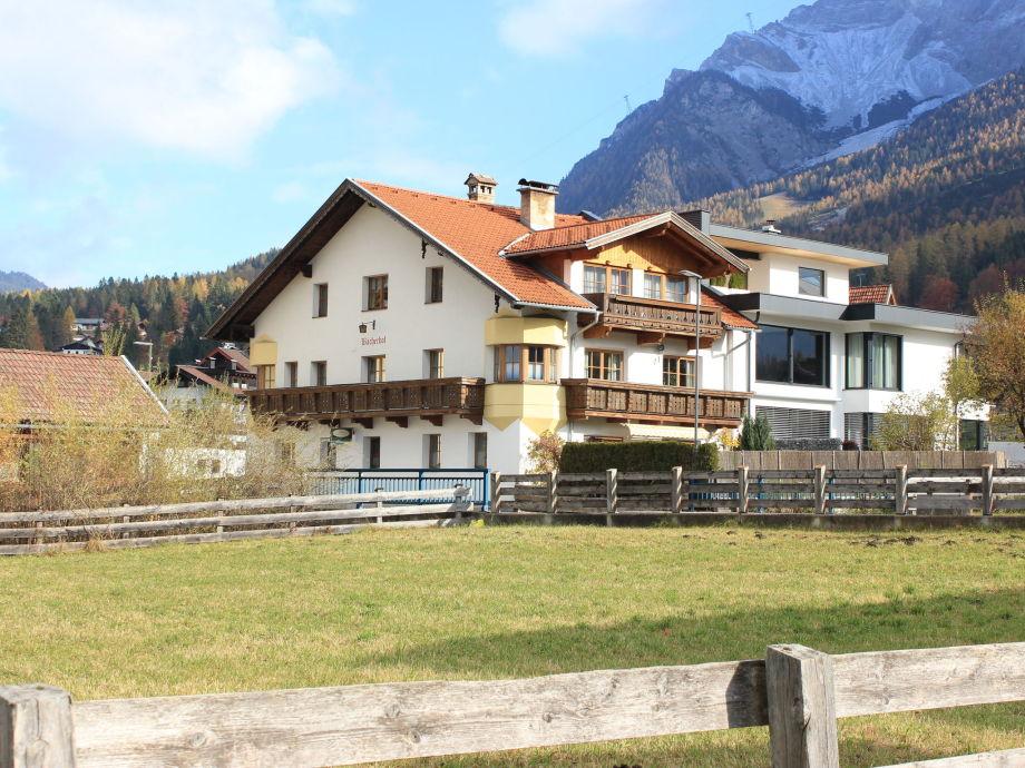 Außenaufnahme Bächerhof