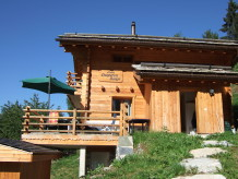 Chalet Chaperon Rouge with Sauna