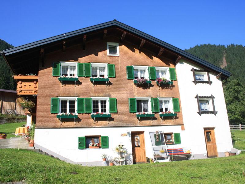 Ferienwohnung Vallülablick