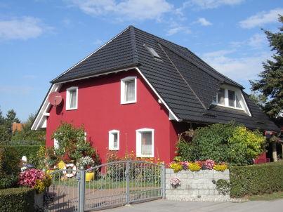 Darss - Ostsee - Ferienwohnung in Wieck