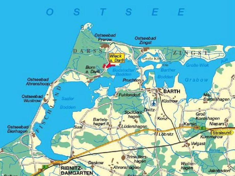 Darss - Ostsee - Ferienwohnung in Wieck, Ostsee ...