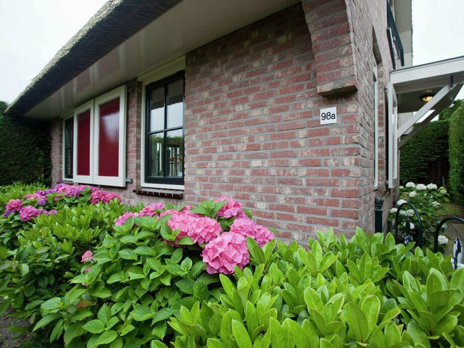 Außenaufnahme Huisje Ter Duin