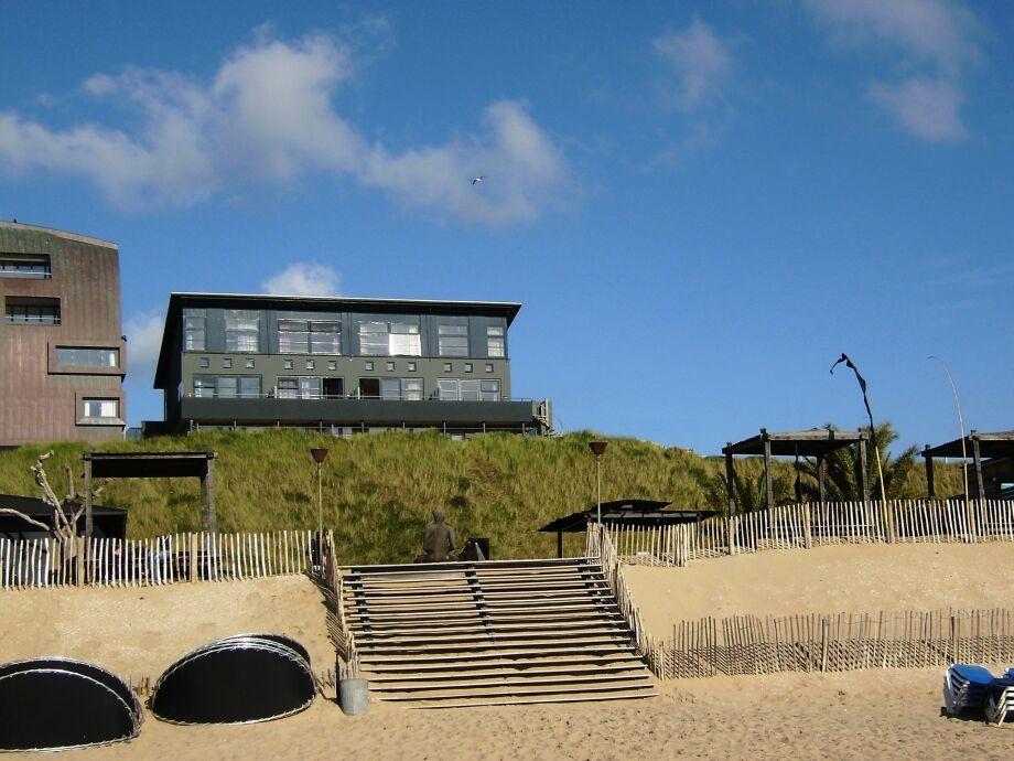 Außenaufnahme Strandzicht Comfort II