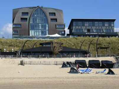 Beach Style Bloemendaal - Sand