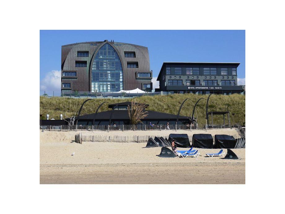 Außenaufnahme Beach Style Bloemendaal - Surf