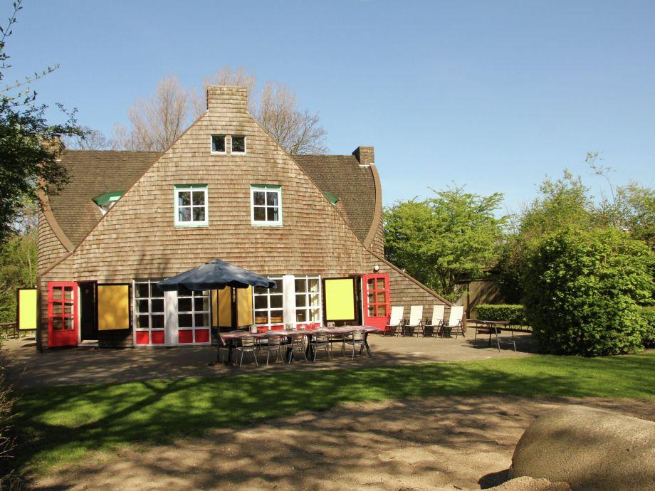 Außenaufnahme Het Houten Huis