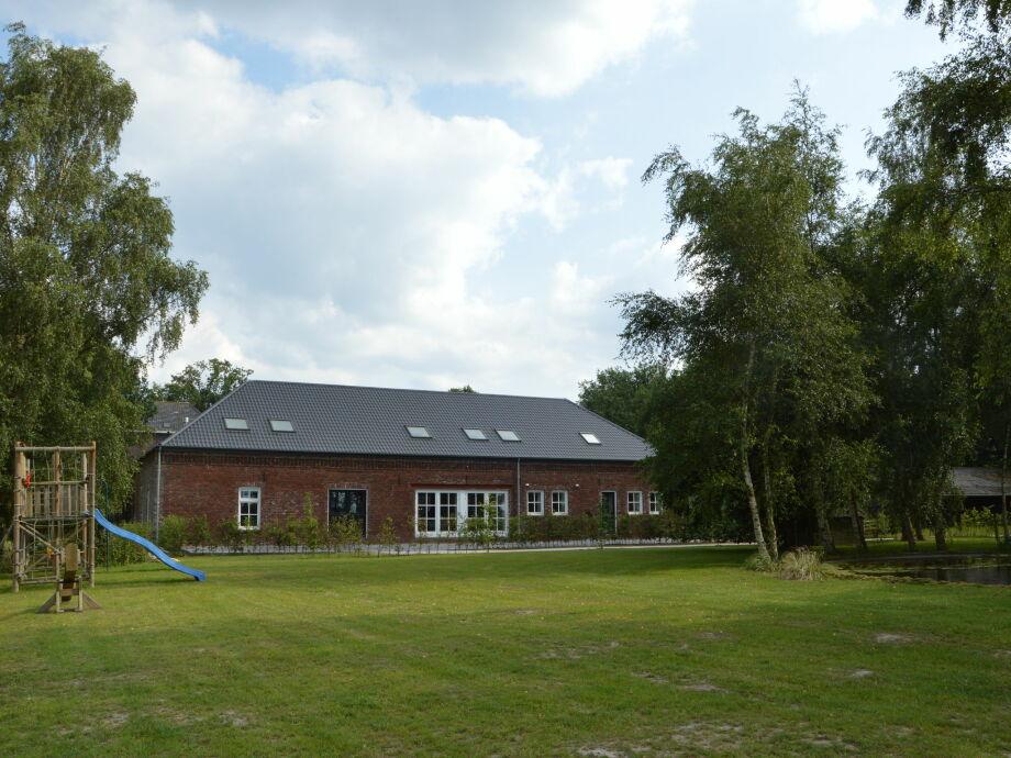 Außenaufnahme Kasteelboerderij Gunhof