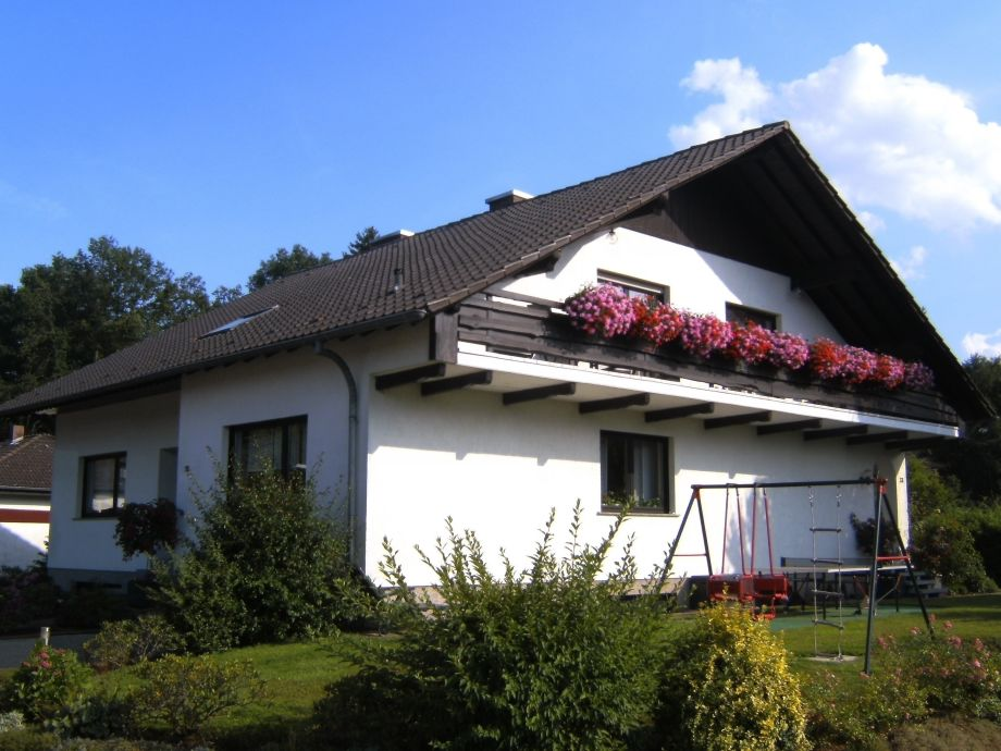 Ferienwohnung Schneider, Haus