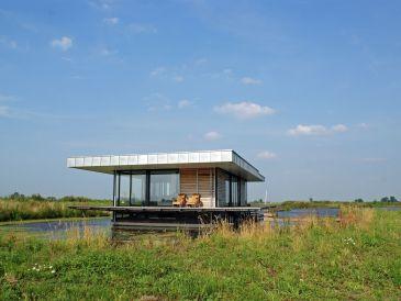 Hausboot Watervilla de Blauwe Reiger