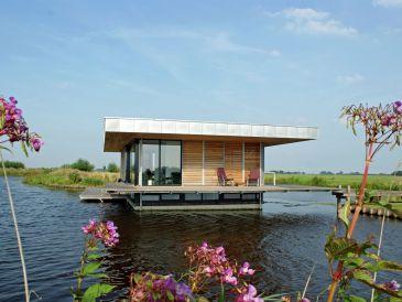 Hausboot Watervilla de Roerdomp