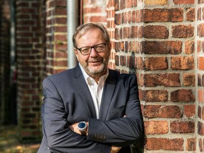 Ihr Gastgeber Rainer Bathen