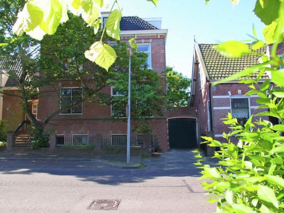 Außenaufnahme Cosy Egmond Appartement 3