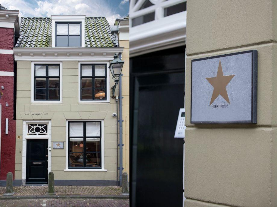 Außenaufnahme Cosy Leeuwarden