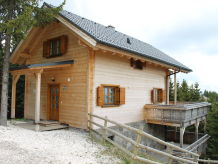 Chalet Chalet Alpenrose